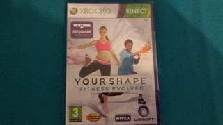 Your Shape Fitness evolve Xbox