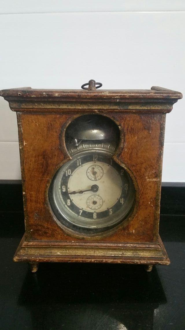 reloj antiguo de cuerda