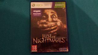 Juego Night of Nightmares Xbox