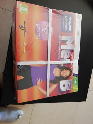 Mel B get fit with kinect Para xbox 360