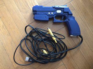 Pistola PS2 G/C SYSTEM PRODUCT 2 de Namco