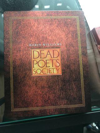 Club Poetas Muertos Blu-Ray SteelBook