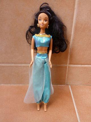 Muñeca Yasmín de Aladín. Disney