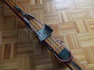 Skis o esquis de Madera 194 cms. Adulto