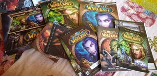 World warcraft expansiones