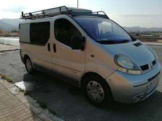 Renault Trafic 2005 camper