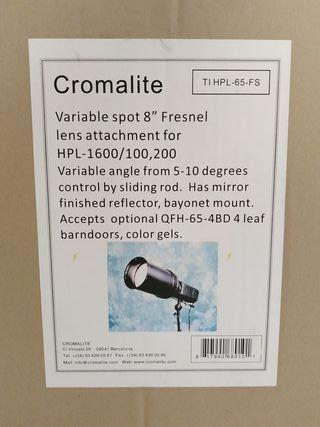 Accesorio Fresnel para focos Cromalite HPL-1600