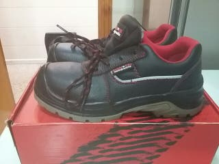 zapatos Seguridad num38