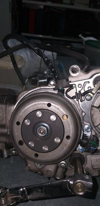encendido completo pit bike