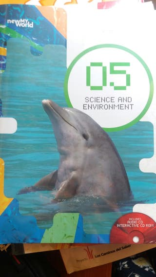 libro texto science ame environment 5