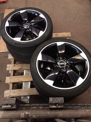 Llantas Rotor Audi