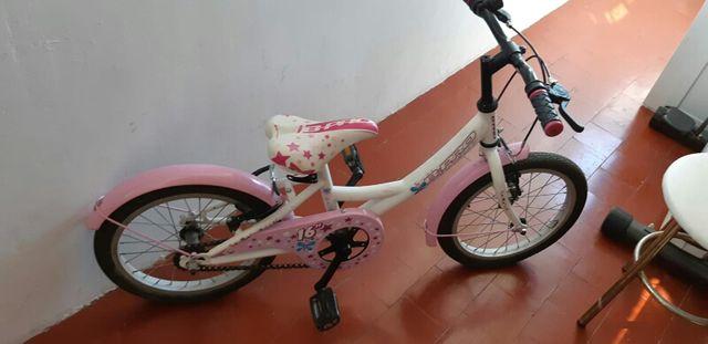 """Bicicleta Bh niña. 16"""""""