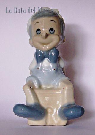 Pinocho - Figura porcelana