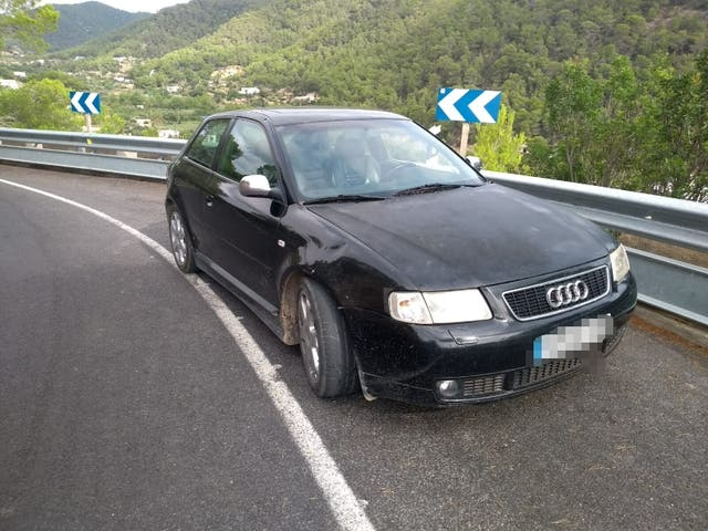 Audi S3 2000 De Segunda Mano Por 4500 En Eivissa San Juan En Wallapop