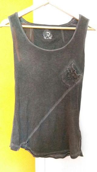 Camiseta de tirantes de diseñador DIESEL
