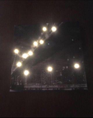 Cuadro decoracion iluminado