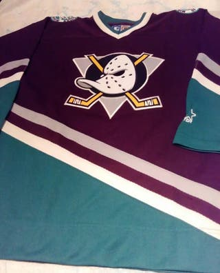 Camiseta hockey Migthy Ducks ORIGINAL