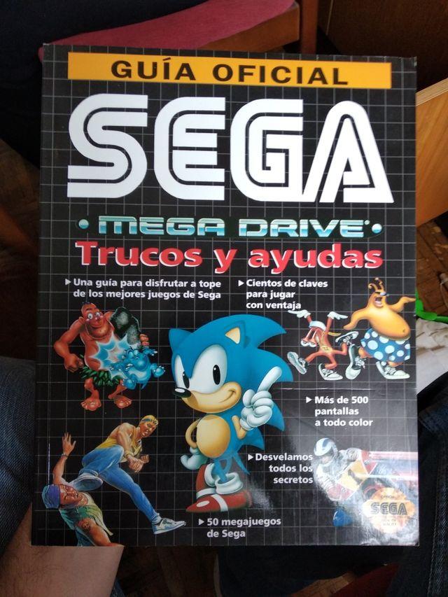 Guia Oficial De Trucos Para Sega Megadrive De Segunda Mano Por 50