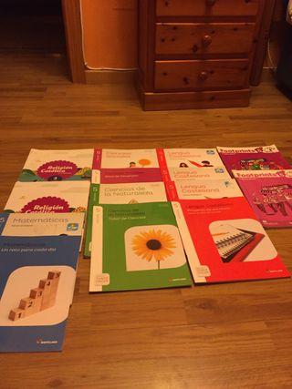 Libros 5 quinto de primaria