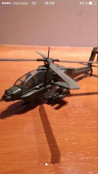 Maquetas helicóptero