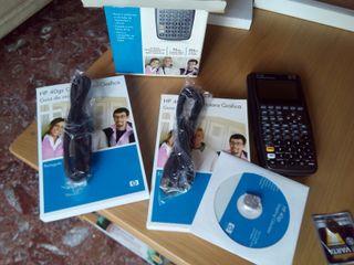 Calculadora programable HP 40GS Casio Texas Sharp