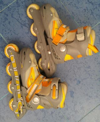 Patines Infantiles talla 36 a 38