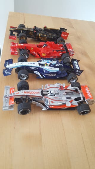 pack coches scalextric digital