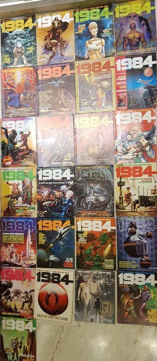 Cómics 1984