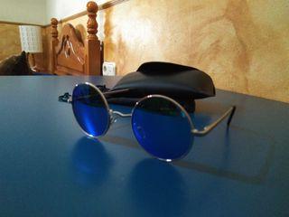 Gafas de sol redondas polarizadas