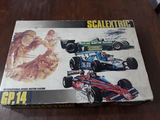 Scalextric GP-14 sin coches