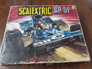 Scalextric GP-51 sin coches