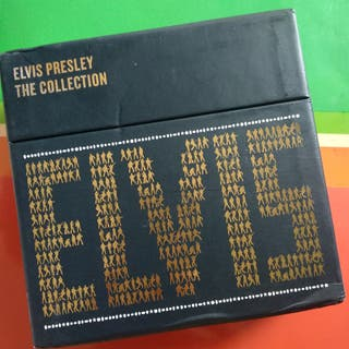 Elvis Presley The Collection Box
