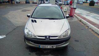 Peugeot 206sw 2004