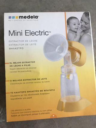 Sacaleches Mini eléctric Medela