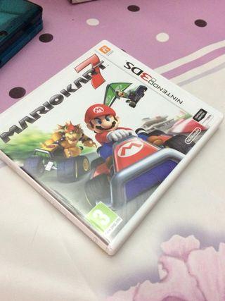 juego de la Nintendo 3ds