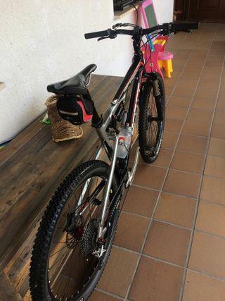 bicicleta mtb scott spark 27''