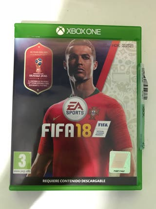 Fifa 18 - Word Cup Edition XBOX ONE