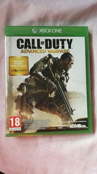 call of duty advance warfare xbox one