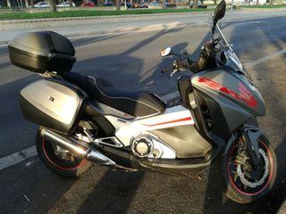 MOTO HONDA INTEGRA 750 DTC 2014