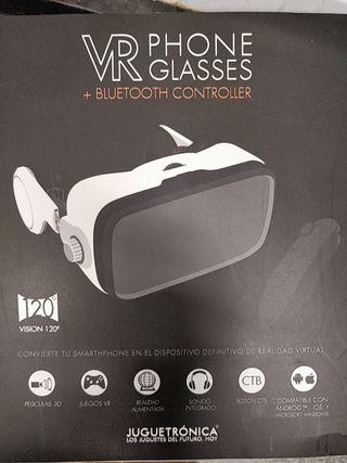 Gafas de realidad virtual Juguetronica