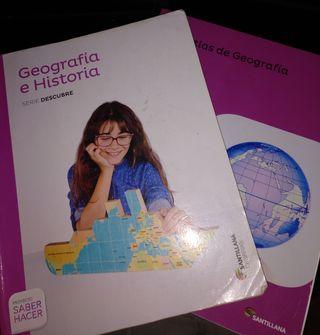 Geografía e historia, 3° ESO