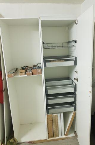 5 x Armario de cocina Ikea Metod