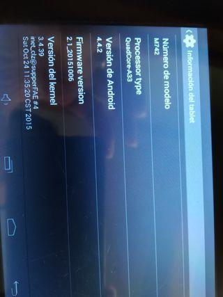 """Tablet Spectrum 7"""""""