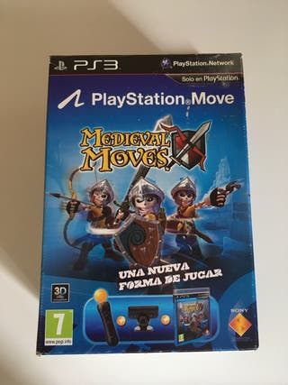 Playstation move mando+ camara+ juego