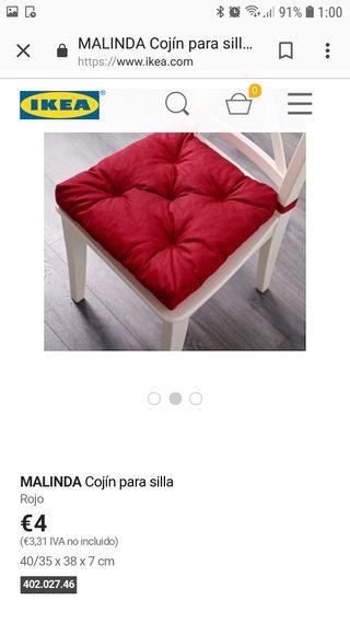 Cojines Ikea De Segunda Mano En Sevilla En Wallapop