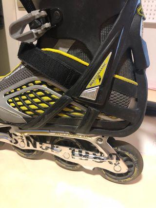 Patines rollerblade Astro 6.0. Número 44
