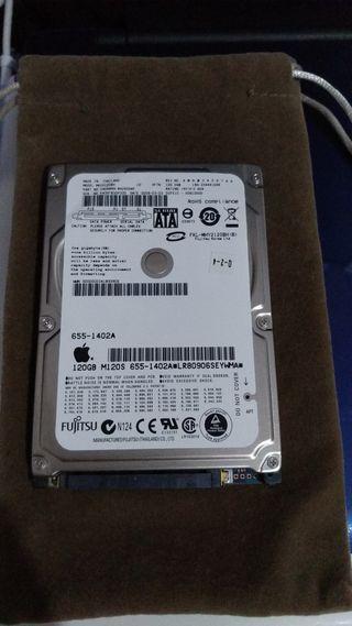 Disco duro original Apple MacBook