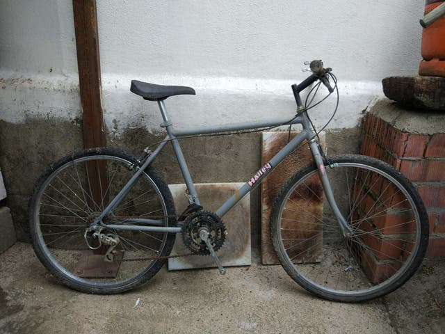 Bicicleta Zeleris