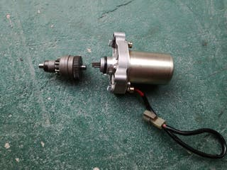 motor de arranque aprilia rs 125