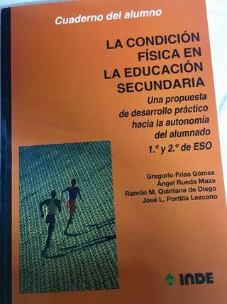 Libro educación física 2 ESO